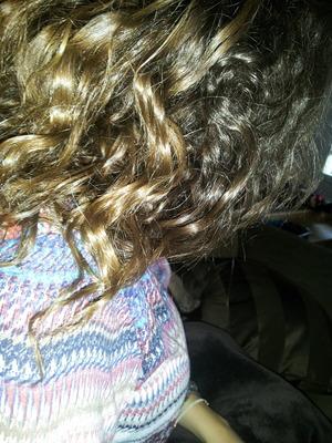 my crazy curls(: