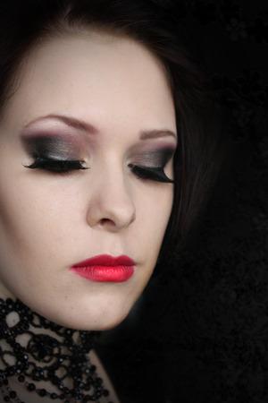 Vampire MakeUp ♥
