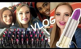 VLOG: Copenhagen with Urban Decay + HAUL