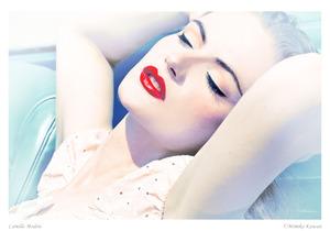 Photographer : Mimiko Kawaii Model : Camille Make-up : Me