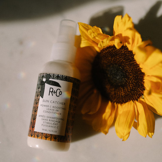 Alternate product image for Sun Catcher Power C Boosting Leave In Conditioner shown with the description.