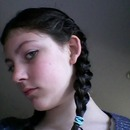French braid pigtails<3