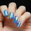 Nail Foil Manicure