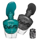 L.A. Girl CRACKED Nail Polish