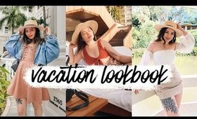 Summer Tropical Vacation Lookbook✨What to wear on Vacation 2019