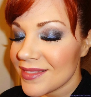 For more information on all products used, please visit: http://www.vanityandvodka.com/2013/07/smoke-and-shimmer.html xoxo! Colleen