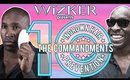 the 10 COMMANDMENTS OF INGROWN HAIR PREVENTION | presented by WIZKER.com