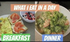 What I Eat In A Day | Breakfast & Lunch | MomLife Series