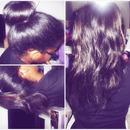 Horsetail Hairstyle- Cute Bun