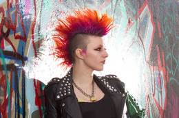 Punk Beauty Rituals We'll Never Forget