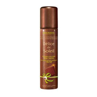 Bourjois Délice de Soleil bronzing powder spray for face & body