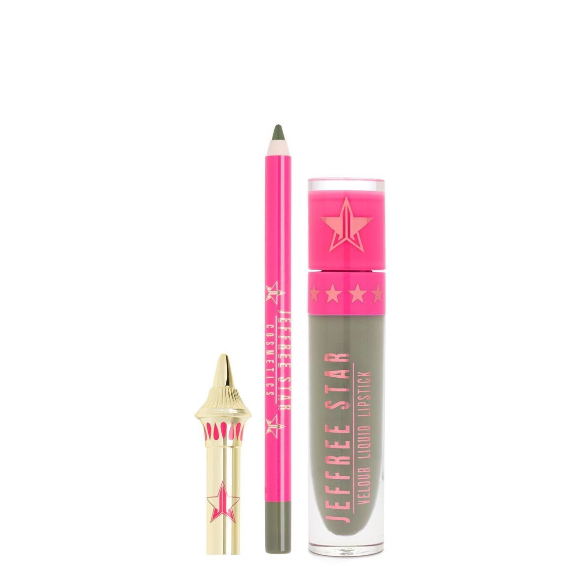 Jeffree Star Cosmetics Velour Lip Kit Dirty Money