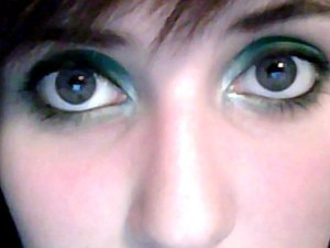 Simple green color for St. P-day