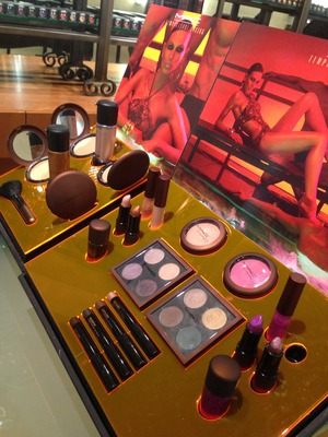 New summer collection from Mac