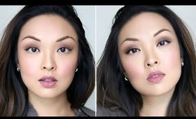 FRESH FACE Makeup Tutorial For Beginners | chiutips