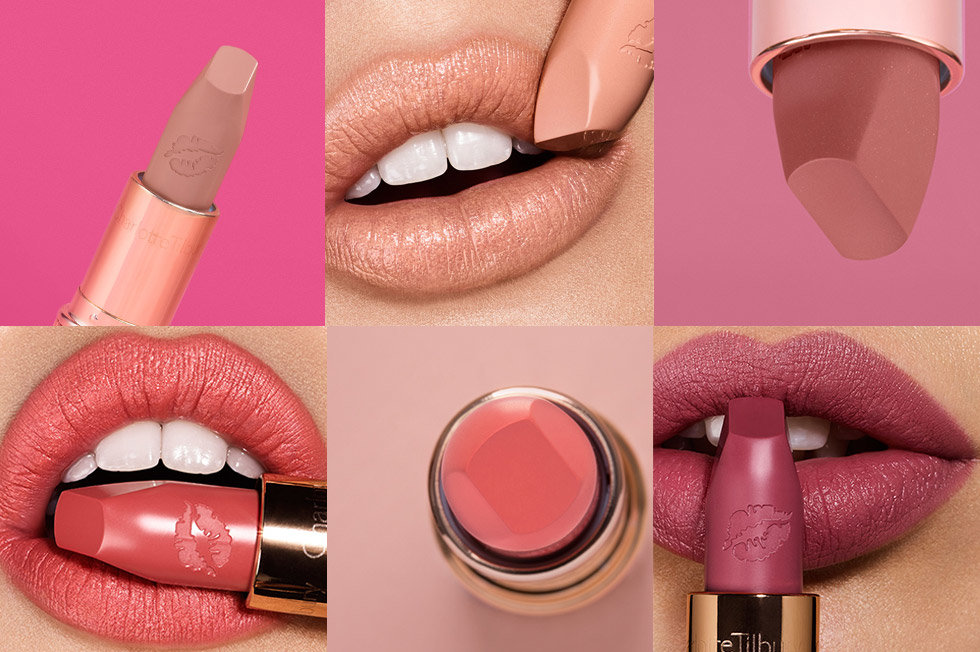 Hot Lips is Charlotte Tilbury's Star-Studded Lipstick Line