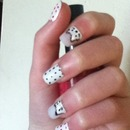 cute kitty nails !!!