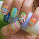 Easter Nail Tutorial