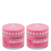 Jeffree Star Cosmetics Star Family Collection Velour Lip Scrub Duo Star Family Collection Velour Lip Scrub Duo