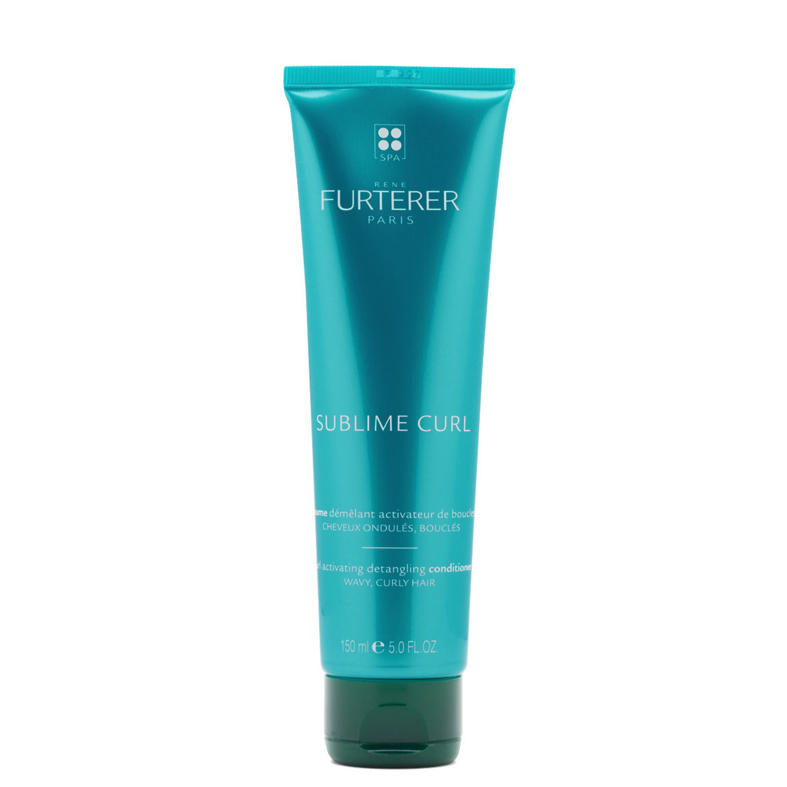 Rene Furterer Sublime Curl Curl Activating Conditioner product swatch.