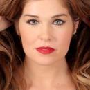 Red lip look like Lauren Conrad