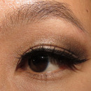 Posh and Chic Brown EOTD