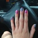 Super Cute Leopard Nails