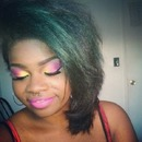 80s inspired makeup
