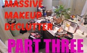 SO MUCH LIPPIES!! │Massive Decluttering Part 3