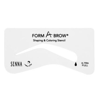 Senna Cosmetics Form-A-Brow Stencil