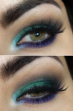 good ideas for mermaid makeup  beautylish