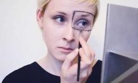 klaaqu.com: Gothic & McQueen09 inspired makeup tutorial