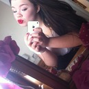 Red lip sass