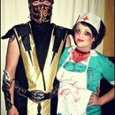 Scorpion & Bloody Nurse / Sliced Throat