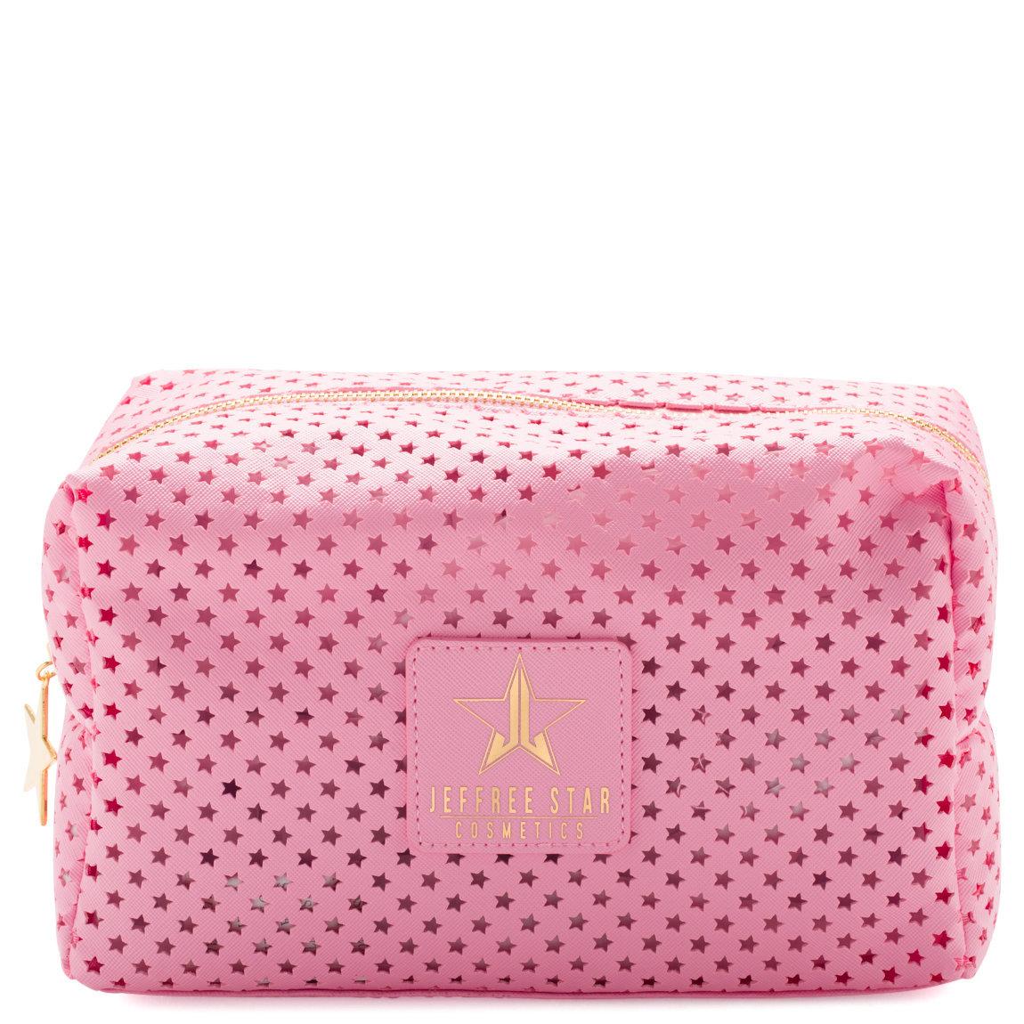 Jeffree Star Cosmetics Star Mesh Makeup Bag product swatch.