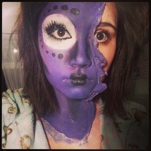 i did use snazaroo face paints but couldn't find it in products