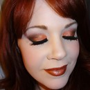 Gamer Girl Makeup- Maya from Borderlands 2