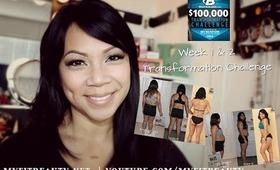 Week 1 & 2 :: Weight Loss Journey :: 100k Transformation Challenge