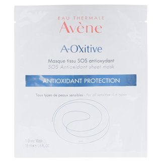 Eau Thermale Avène A-Oxitive SOS Antioxidant Sheet Mask