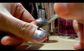 Nails Crackle Demonstration (FIRST TIME!)