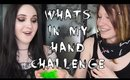 What's In My Hand Challenge Feat. Lilah!