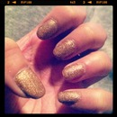 new year nails! happy 2013 <3