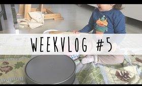 November Weekvlog #5. Laatste