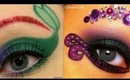 Disney: Ariel vs. Ursula makeup tutorial
