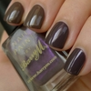 Barry M Dusky Mauve vs OPI You Don´t Know Jacques