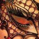 Goth prom masquerade