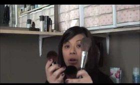 KateFaceup: My Make-up Brushes (Body Shop Haul)