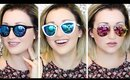 Sunglasses Try-on Haul!