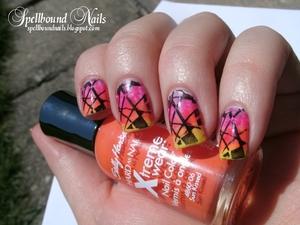 http://spellboundnails.blogspot.com/2012/05/caged.html