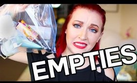 Let's Talk about My Garbage | EMPTIES September 2017
